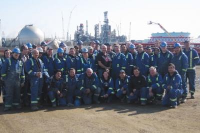 Local 177 Petro-Canada RCP Project