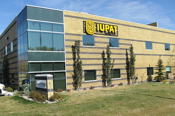 IUPAT Local `77 Edmonton Office