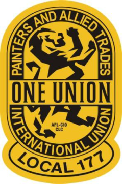 IUPAT Local 177 logo