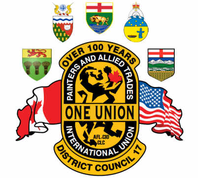 IUPAT, District Council 17