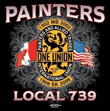 IUPAT Local 739