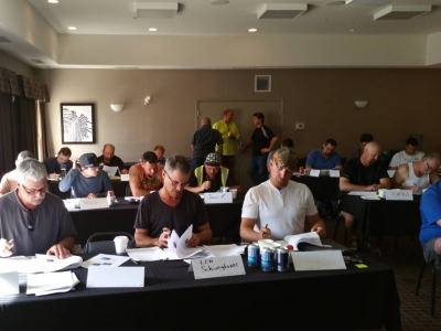 Lead Worker Awareness Training 10, Esterhazy, 28 August 2017