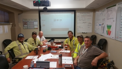 District Council 17, OSSA FP for Jacobs at Mosaic Belle Plaine 11 August 2017