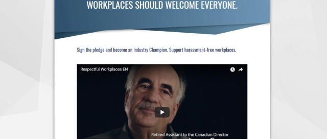 Canadian Building Trades Unions sponso