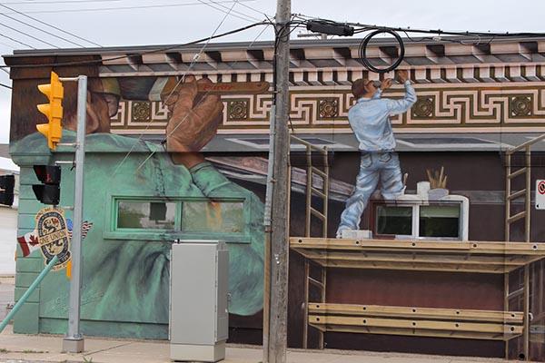 IUPAT Local 739 Building